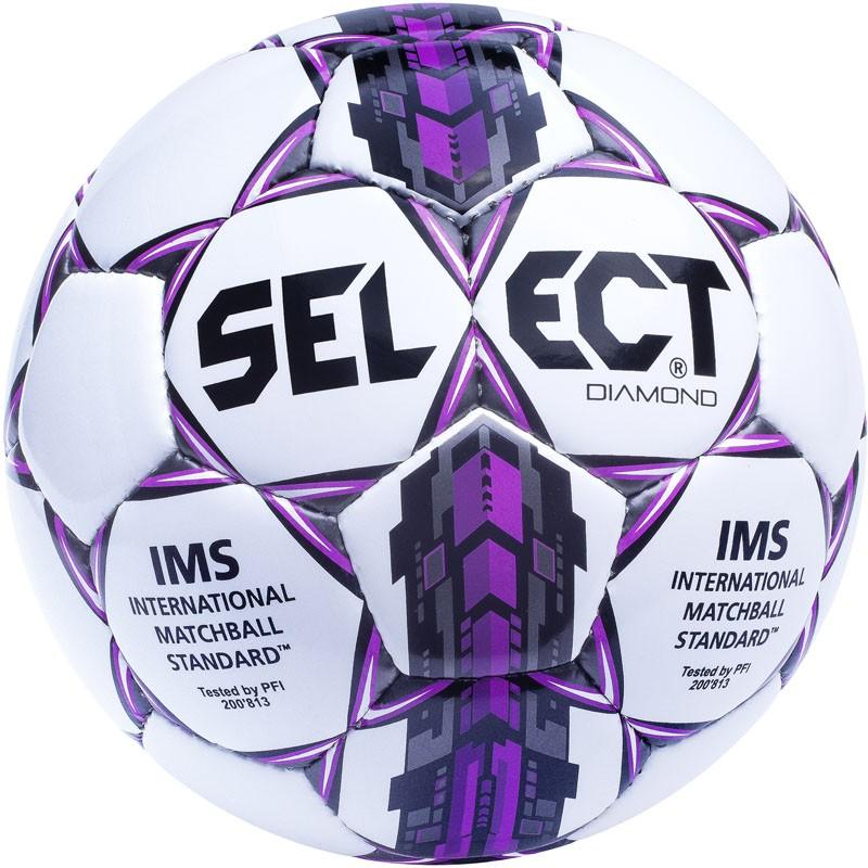 Мяч футбольный SELECT DIAMOND №5 2016 810015