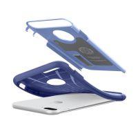 Чехол Spigen Slim Armor для iPhone 8 Plus сиреневый