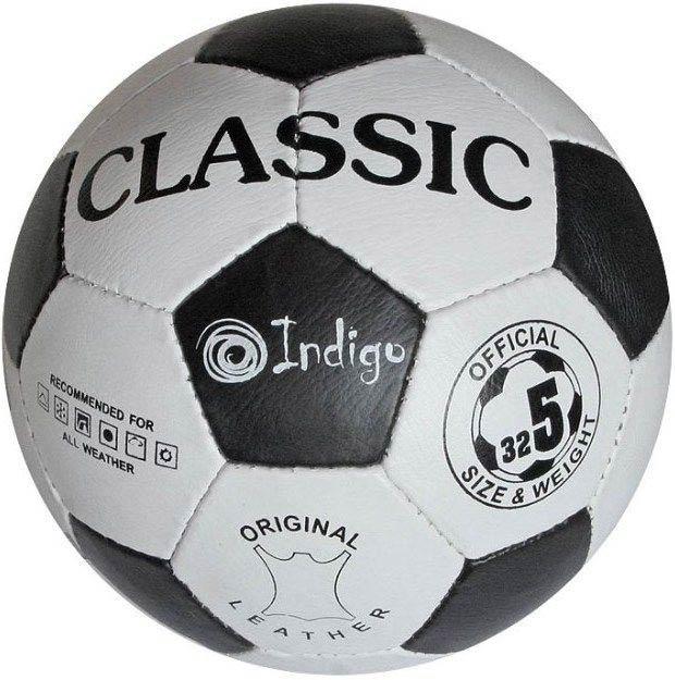 Мяч футбольный Indigo Classic 1149 S/L №5