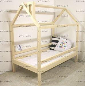 Кровать-домик №7,  2 размера