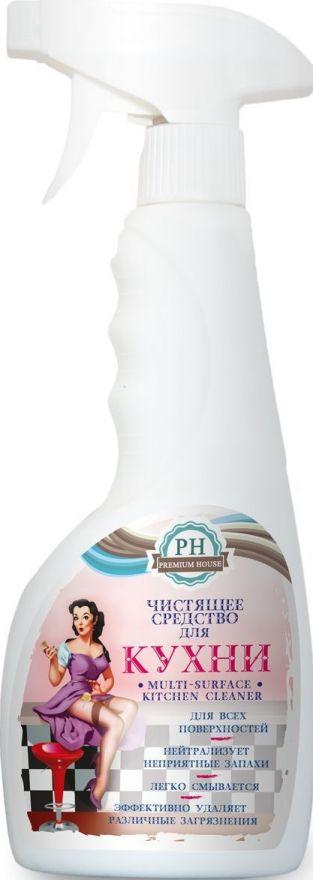 Чистящее средство для кухни  PREMIUM HOUSE (Премиум Хауз) 500 мл, триггер
