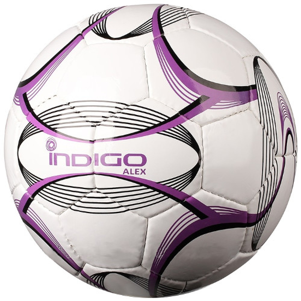 Мяч футбольный INDIGO ALEX N002 №5