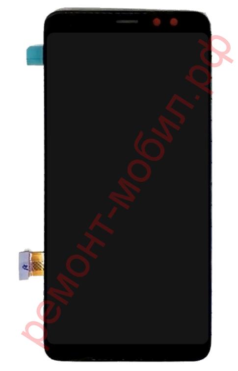 Дисплей для Samsung Galaxy A8 2018 ( SM-A530F ) в сборе с тачскрином