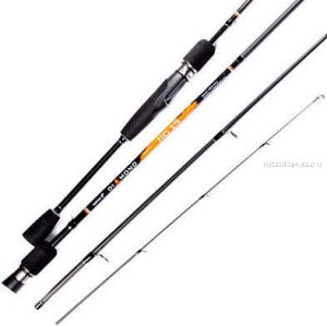 Спиннинг Salmo Diamond Jig 15 1,98м / тест 3-15 гр