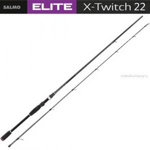 Спиннинг Salmo Elite Jig & Twitch 25 2,23м / тест 6 - 25 гр