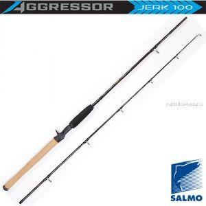 Спиннинг Salmo Aggressor Jerk 100 1,80м / тест 20 - 100 гр