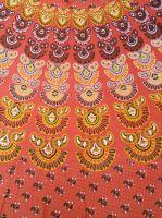 Купить длинную юбку с запахом из Индии