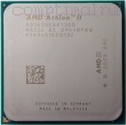 Процессор AMD Athlon II 160u - AM2+/AM3, 1 ядро/1 поток, 1.8 GHz, 25W [553]