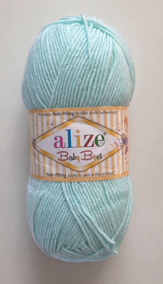 Baby best (Alize) 514-водяная зелень