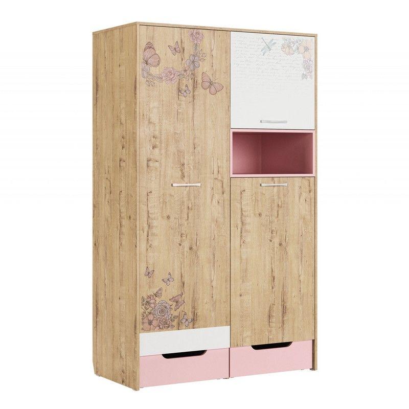 Дублин Модуль 10 Шкаф для одежды