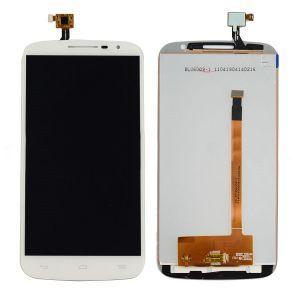 LCD (Дисплей) Alcatel 7050Y Pop S9 (в сборе с тачскрином) (white) Оригинал