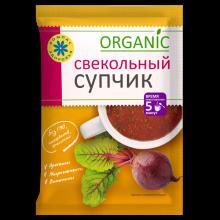 Суп-пюре СВЕКОЛЬНЫЙ, 1 пакет  30 г
