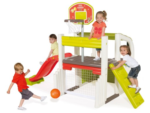 Игровой центр детская площадка Smoby