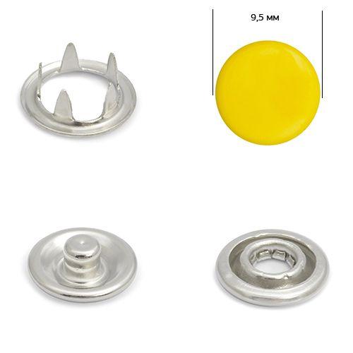 Кнопка трикотажная 9,5мм №110 (закрытая) нерж эмаль Упаковка-1440шт