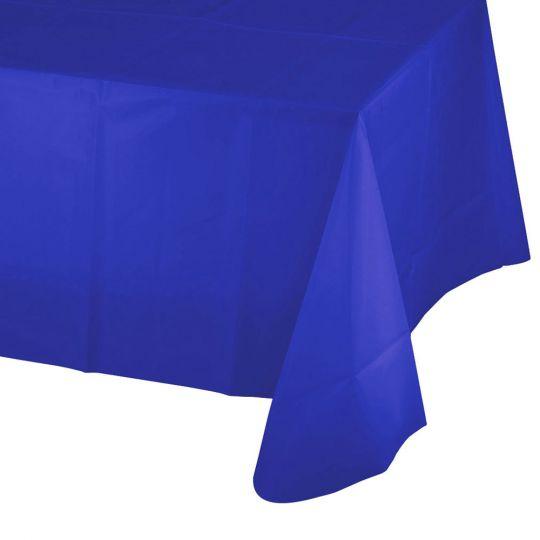 Скатерть синяя
