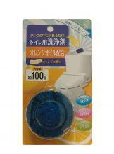Таблетка для чистки унитаза с апельсиновым маслом, 100 г