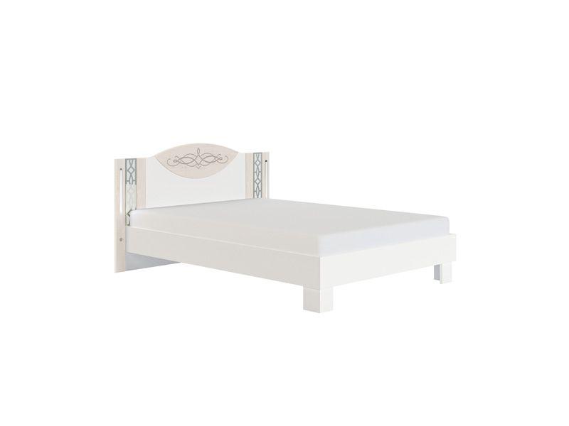 Белла Кровать с подсветкой с подъемным механизмом