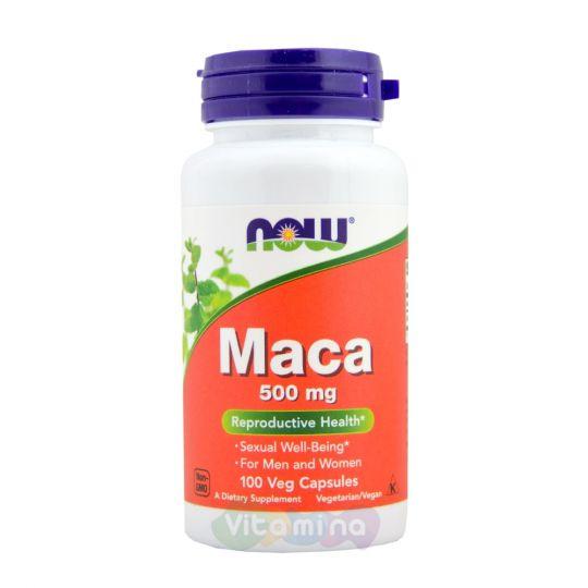 Maca (Мака) 500 mg, 100 caps