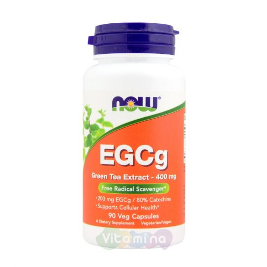 EGCg Green Tea Extract (Экстракт зеленого чая) 90 капс.