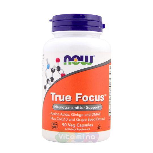 True Focus - Тру фокус, 90 капс.