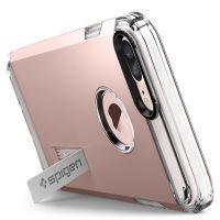 Чехол Spigen Tough Armor для iPhone 8 Plus розовое золото
