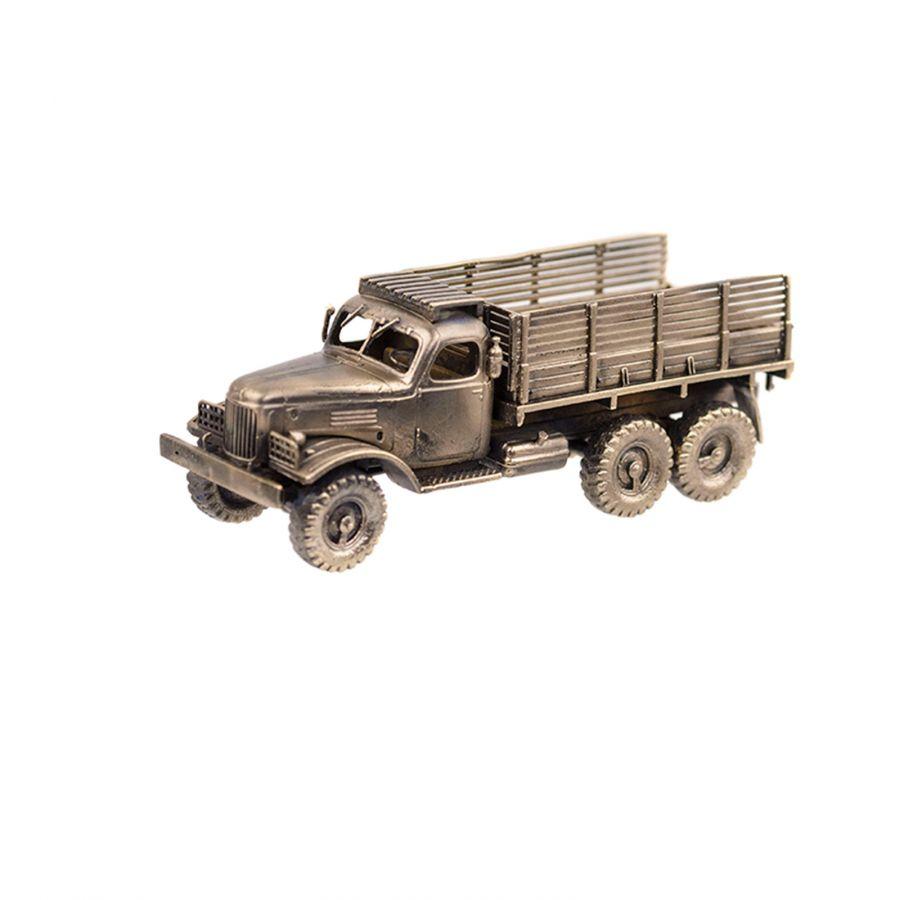 Армейский грузовик ЗИЛ-157(1:72)