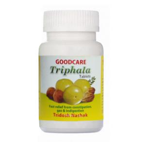 Трифала (100 таб), Goodcare Pharma с Baidyanath
