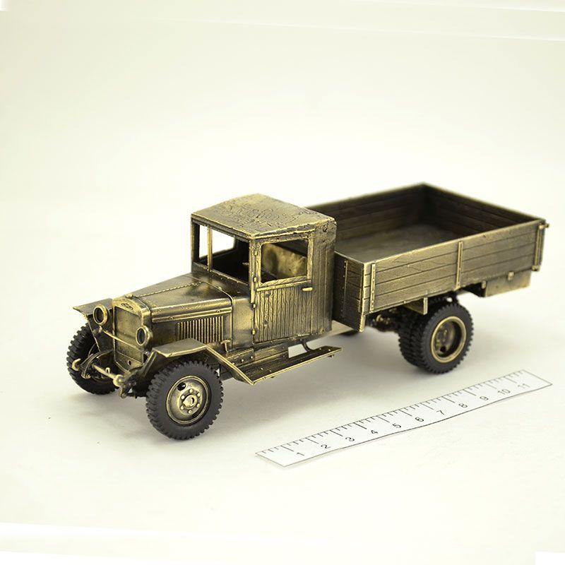 Армейский 3-тонный грузовик ЗИС-5В(1:35)