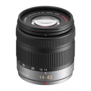 Panasonic H-PS14042 14-42mm f/3.5-5.6
