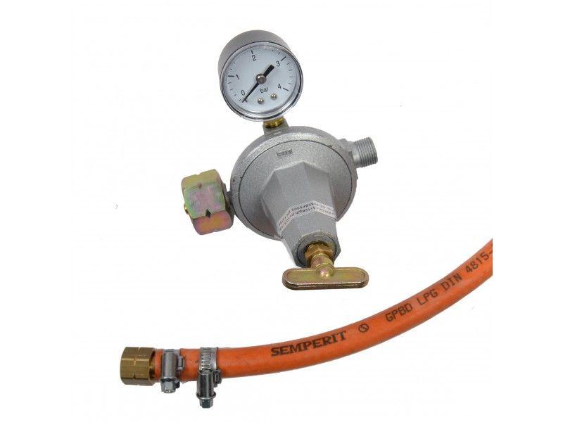 Газовый редуктор с манометром