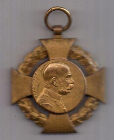 крест 1898-1908 г. AUNC Австрия. Венгрия