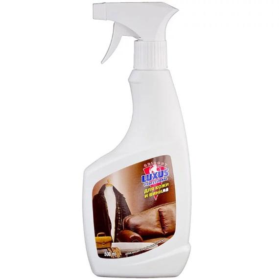 Средство для чистки и полировки мебели LUXUS PROFESSIONAL (Люксус Профешинал) 500 мл