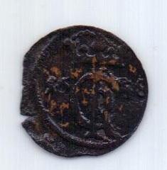 1 шиллинг 1658 г. Гданьск ( Данциг )