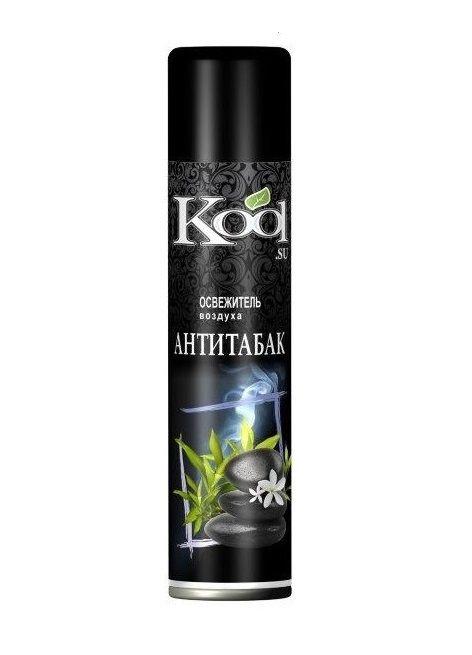 Освежитель воздуха Антитабак KOOL Aqua (Кул Аква) 300мл