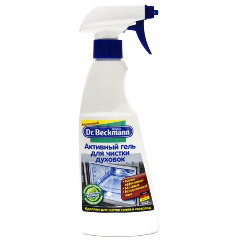 Активный гель для чистки духовок Dr.Beckmann (Доктор Бекман) 375 мл