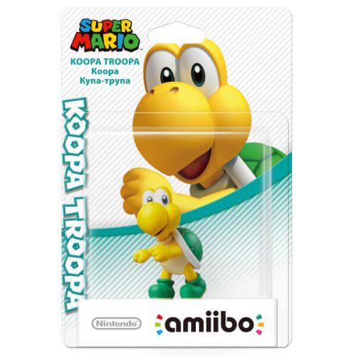 Amiibo: Интерактивная фигурка Купа-труппа (Коллекция Super Mario)