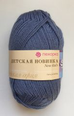 Детская новинка (Пехорка) 39-серо-голубой