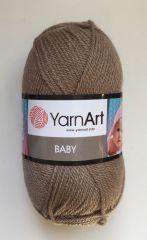 Baby (Yarnart) 218-коричневый