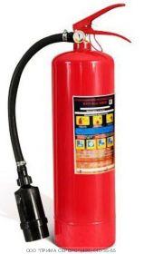 Воздушно-пенный огнетушитель ОВП-8 морозостойкий