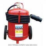 Воздушно-пенный огнетушитель ОВП-100  морозостойкий