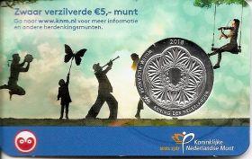 Леуварден - культурная столица 5 евро Нидерланды 2018