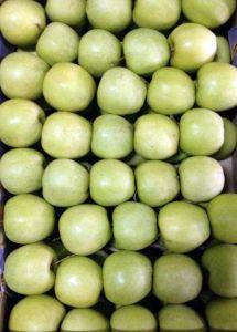 Коробка Яблоки Голден 12кг