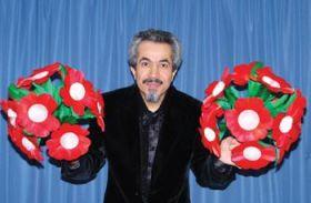 Появление букета - Appear of Bouquets in Empty Hands by Tora (цвет: жёлтый)