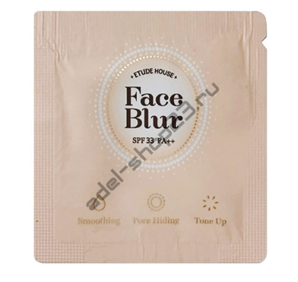 ETUDE HOUSE - Beauty Shot Face Blur (SPF33/PA++) пробник