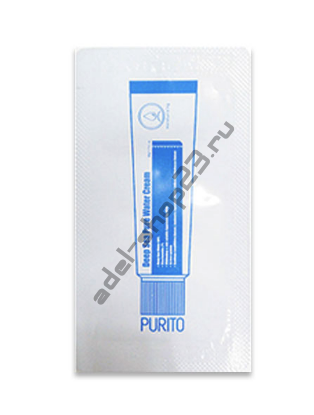 PURITO - Deep Sea Pure Water Cream 1g пробник