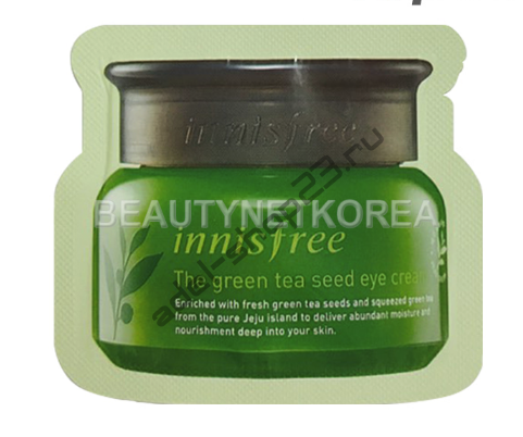 INNISFREE - The Green Tea Seed Eye Cream пробник
