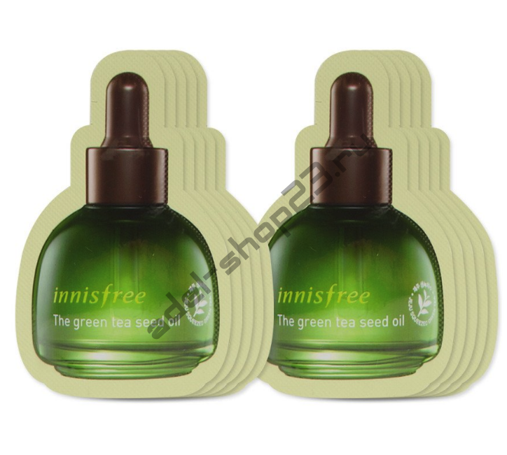 INNISFREE - The Green Tea Seed Oil  пробник