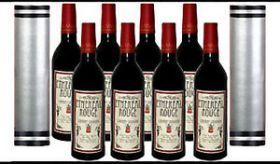Размножение Бутылок Вина - Multiplying Wine Bottles #8 Super by Tora (8 бутылок)