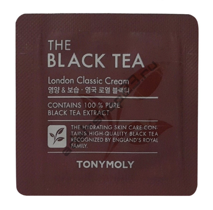 TONYMOLY - The Black Tea London Classic Cream пробник