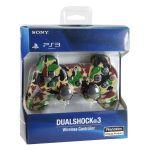 Геймпад PS3 б/п игровой (B) (УЦЕНКА !!! Плохая упаковка)